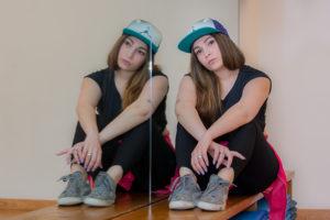 Beatrice Sabato, maestra di Hip hop, Heels, Videodance
