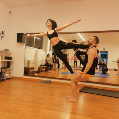 ACROBALANCE e POLE POWER… una domenica di WORKSHOP
