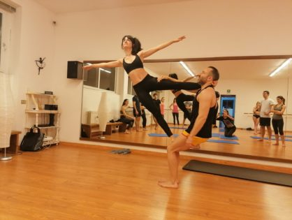 ACROBALANCE e POLE POWER... una domenica di WORKSHOP